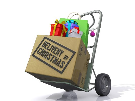 Deliver Mail by Christmas - Mailing Methods