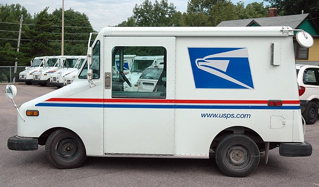 Mail Truck - Mailing Methods